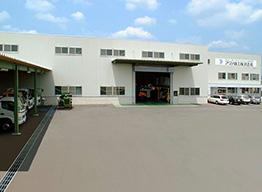アマノ機工株式会社堤工場